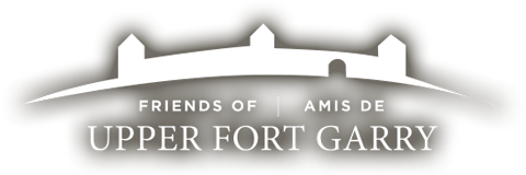 Friends Upper Fort Garry Logo